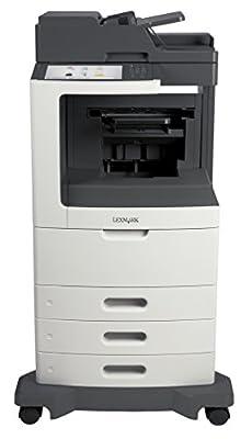 Lexmark Wireless Monochrome Printer with Scanner, Copier and Fax