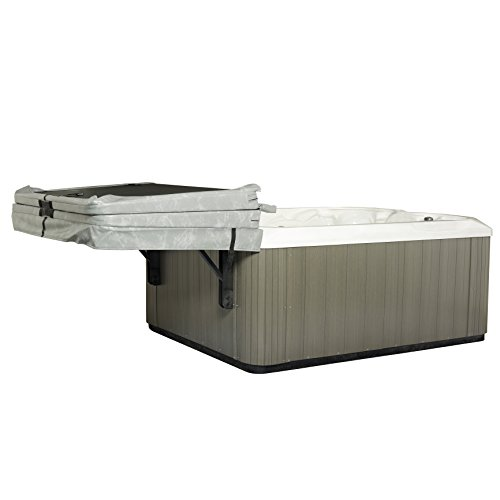 The Slider Spa Cover Roller with Retractable Arms