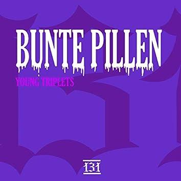 Bunte Pillen