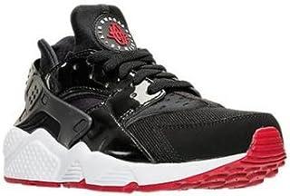 [ナイキ] Air Huarache Run メンズ Black/Gym Red/White スニーカー エアハラチラン [並行輸入品]