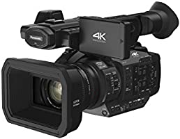 Panasonic HC-X1 4K Ultra HD Professional Camcorder (Black)