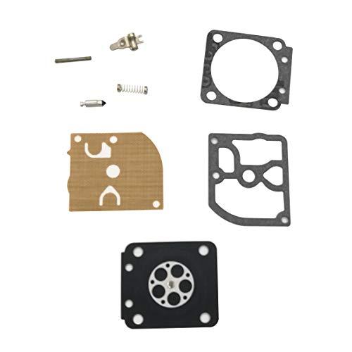 Cancanle Kit de reparación de carburador para motosierra STIHL MS170 MS180 MS210 MS230 MS250 017 018 021 023 025 con carburador Walbro