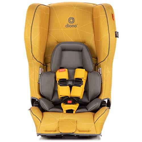 Diono Rainier 2AX Convertible Car Seat, Yellow