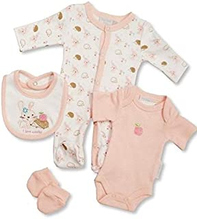 with Tags Tiny Premature Baby Girls Pink Sleepsuit