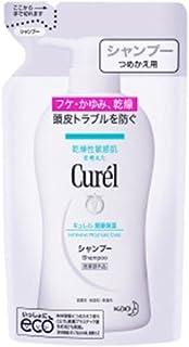 花王 Curel(キュレル) シャンプー つめかえ用360ml×2 1167 P12