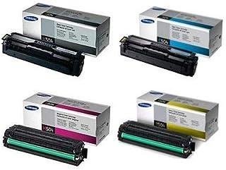 Best Samsung Part# CLT-K504S. CLT-C504S. CLT-M504S. CLT-Y504S Toner Cartridge Set (OEM) Review
