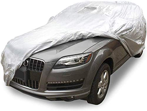 Select-Fit Waterproof All Weather Car Cover | Anti-Theft | Windproof | Compatible with 2002-2005 Ferrari 575 M Maranello