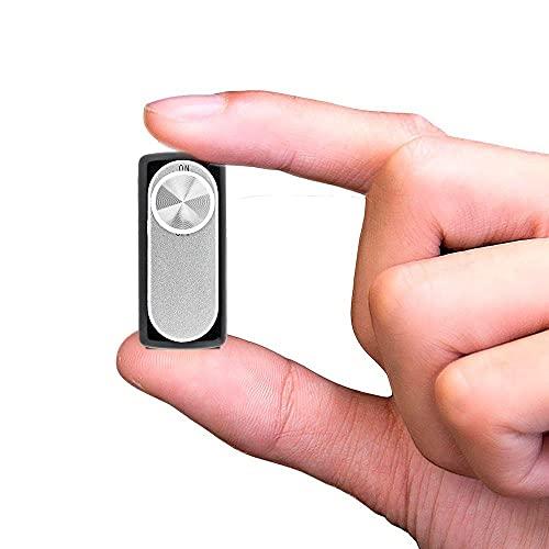 Mini Gravador Voz Som Digital Espiao Micro Escuta Pendrive