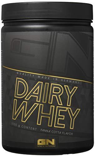 GN Laboratories 100% Dairy Whey Proteinshake Protein Eiweiß Bodybuilding Eiweißpulver Panna Cotta 1000g