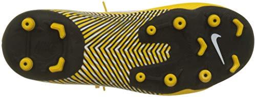 Nike Neymar Jr. Vapor 12 Academy Mg, Unisex Kid's Footbal Shoes, Multicolour (Amarillo/White-Dynamic Yellow-Black 710), 4.5 UK (37.5 EU)