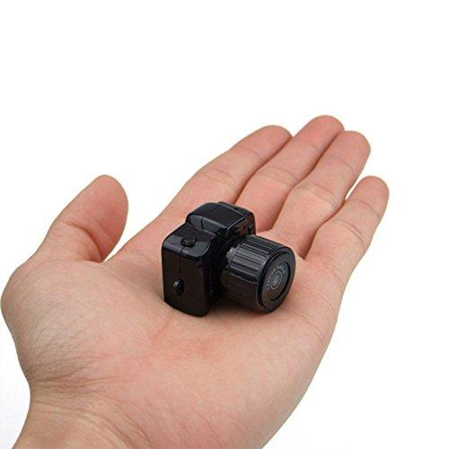 Mini HD Camera Security DV DVR Video & Audio Mini Camera Y3000