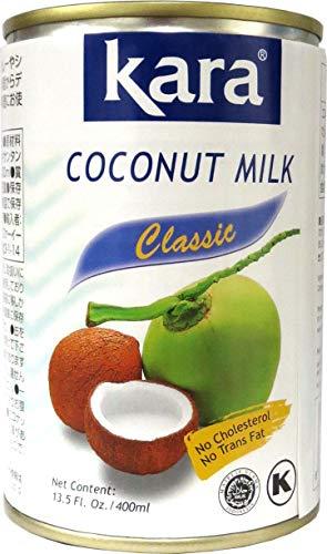 Kara ココナッツミルク クラッシック 400ml x24個(1ケース)