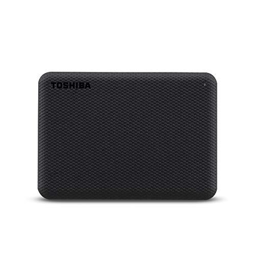 """Toshiba Canvio Advance - Hard disk da 1 TB, 2,5"""", colore: Nero"""
