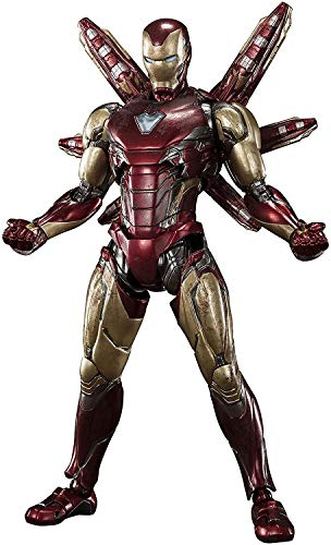 BANDAI S.H. Figuarts Avengers Endgame Iron Man Mark LXXXV Final Battle Edition Mark 85 Tony Stark
