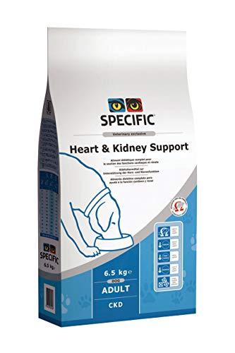 Spécifique SPE Ckd Heart&Kidney Supp Nourriture pour Chien 12 kg