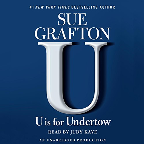 U Is for Undertow cover art