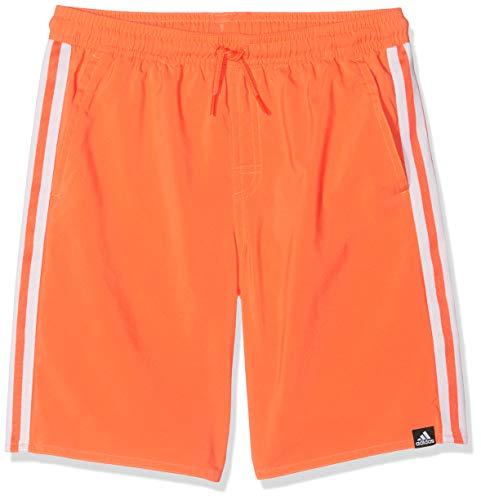 adidas DQ2982 Jungen Badeshort, True Orange, FR: S (Größe Hersteller: 176)