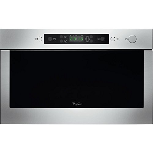Micro ondes Encastrable Whirlpool AMW424 - Micro-Ondes Intégrable Inox - 22 litres - 750 W