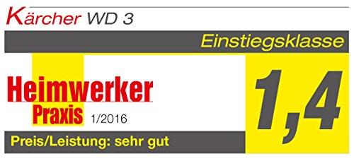 Kärcher Mehrzwecksauger WD 3 - 8