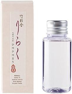 竹彩香りらく 交換用香料ひのき 50ml