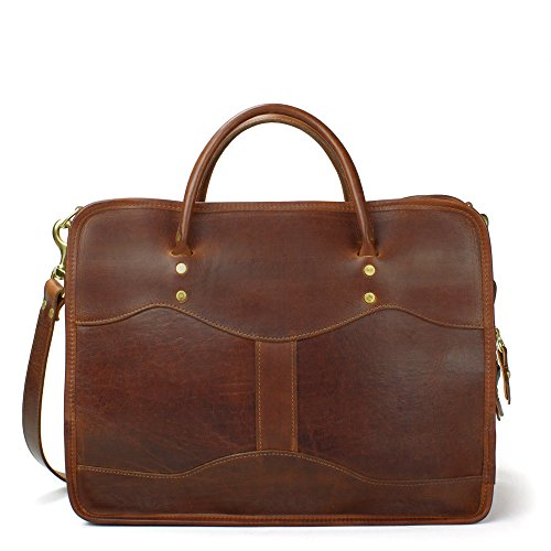 J.W. Hulme - Overnight Briefcase - American Heritage Leather