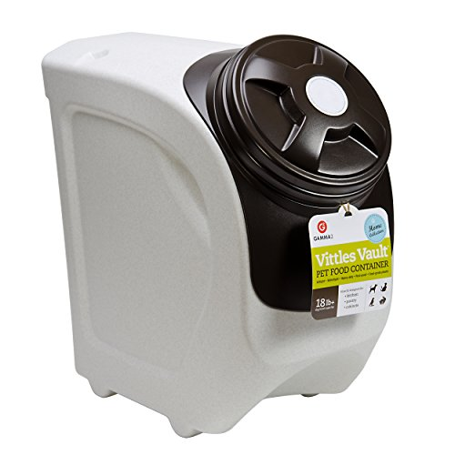 Gamma Vittles Vault Stackable Home Collection Containers, 18+ lbs