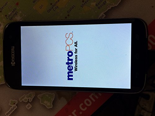 Kyocera Hydro Life Andorid SmartPhone (Metro PCS) No Contract