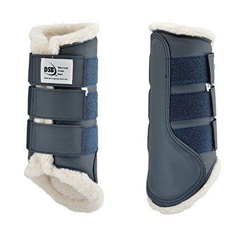 dsb The Dressage Sport Boot Original - Navy (Large)