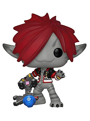 Funko- Sora Disney Kingdom Hearts 3 Pop, Multicolor, 34057