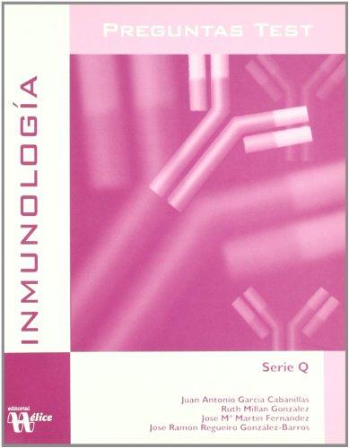 Preguntas tests Inmunología. (Q