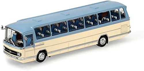 Minichamps Ma ab 1  43 965 rcedes Benz O 767,1  Bus (blau cremefarben)