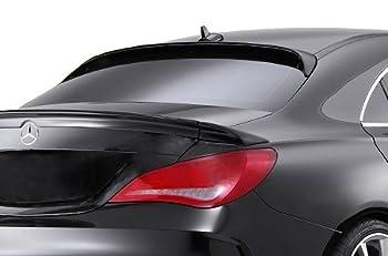 Spoiler for a Mercedes CLA 4-Door Sedan Factory Style Roof Spoiler-Mountain Gray Paint Code  787