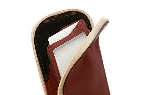 Cartera de Piel Bellroy Elements Phone Pocket i5 Cognac