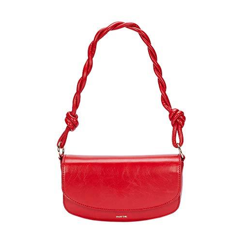 Parfois - Clutch - Bolso De Mano Ship - Mujeres - Tallas M - Rojo