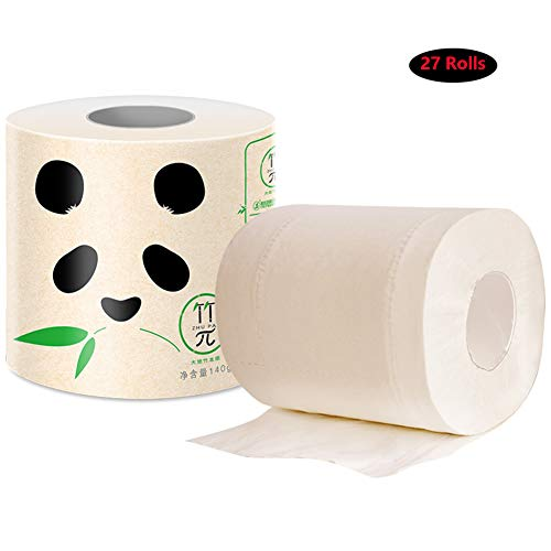 The Cheeky Panda Ultra Duurzaam hypoallergeen 100% bamboe Closetrol Pack van 27