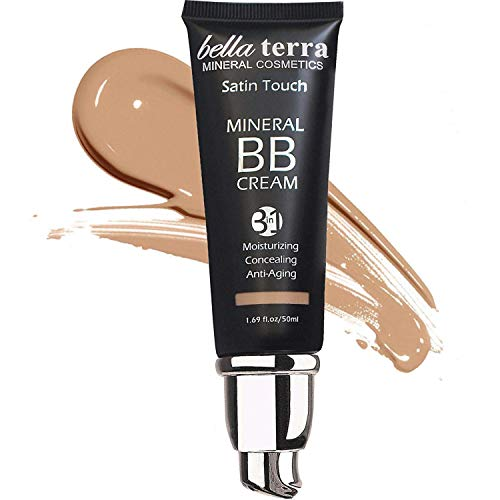 Bellaterra Cosmetics BB Cream Tinted Moisturizer