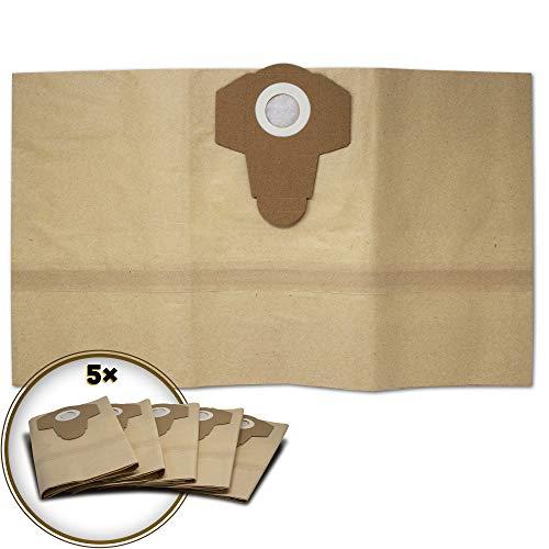 Bolsas de filtro de papel (5 unidades), aptas para...