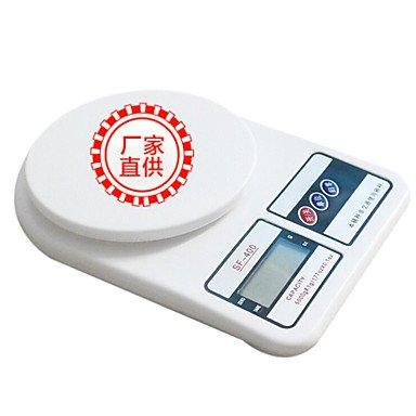 SANAINI Sf-400 Elektronische Keukenweegschalen Thuis Bakken Schaal Voedsel genoemd G 0.1G Schalen (Verkoop 1G-7Kg Licht)