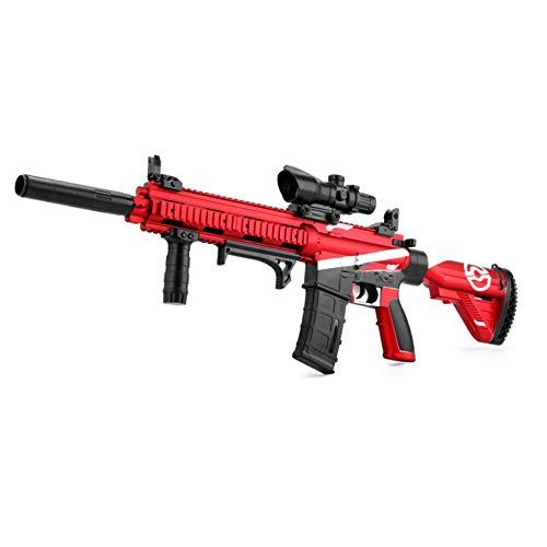 AUZZO HOME M416 Balas de Agua infrarrojas Pistola de Juguete para niños...