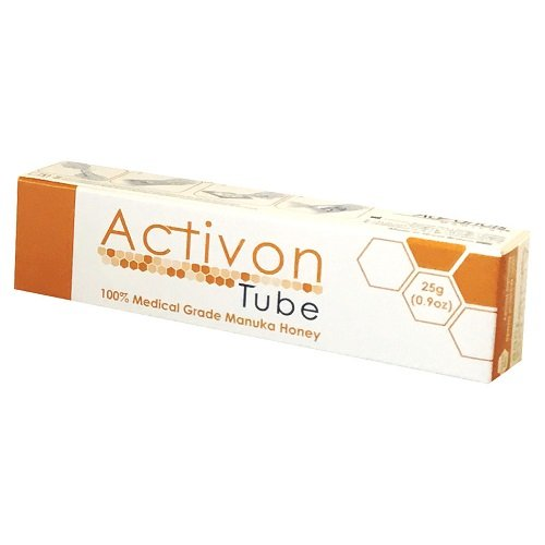 Advancis Medical 319-3729 Activon Manuka Honey Tube, 25G