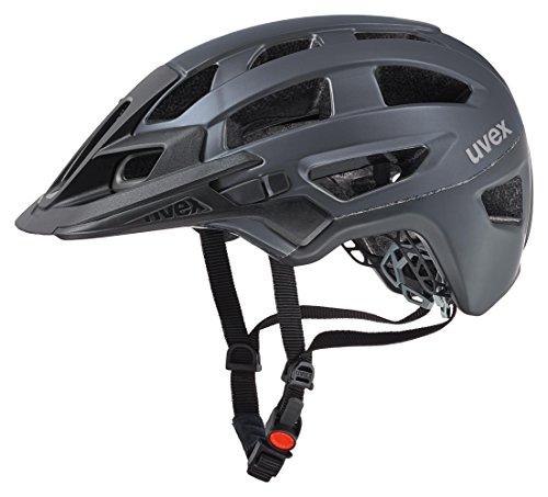 Uvex Finale Fahrradhelm, Black Mat, 56-61 cm