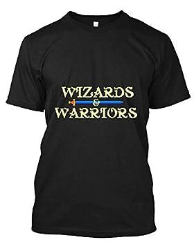 Wizards Warriors  NES Title Screen  T Shirt Personalized Gifts Custom Long Tee Sweatshirt Hoodie Black