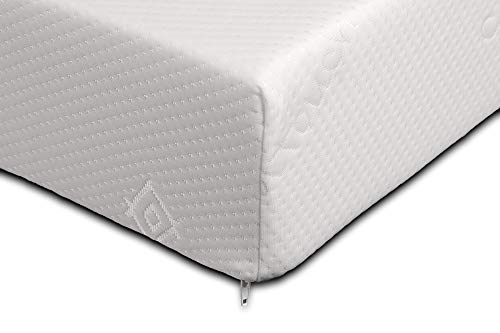 Starlight Beds - King Size Mattress. 5ft King Size Memory Foam Mattress. 6 Inch Deep with Removable Cover (5ft x 6ft6, 150cm x 200cm)