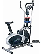 Skyland EM-1132 4 in 1 Orbitrac with Twister and Barbell 2 sets