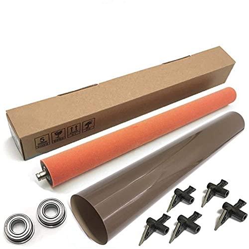 Printer Accessories 1 Picker Finger Sponge Roller Bearing Fuser Belt Fit for Konica Minolta Bizhub C220 C280 C360 C224 C284 C364 C454 C224e C284e C364e (Color : Roller and Belt) -  Neigei