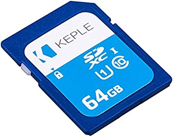 7 A5000 SLR Kamera A3000 Keple 64GB 32Go SD Memoire Carte de Quick Speed SDcarte for Sony Alpha NEX-6 7R 64GB Storage Classe 10 UHS-1 U1 SDXC Card for HD Videos /& Photos NEX-3N NEX-5T