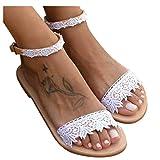Sandali Da Donna - Infradito Roman Retro Pantofole Slip-on Sandali Da Spiaggia Sandalo Piscina Antiscivolo Suola Scarpe da Casa Nero Giallo Verde Grigio Rosa Rosso