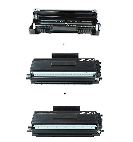 TTRecycling - kompatibel - als Ersatz für Brother HL-5350 (DR-3200 Trommel + 2x TN-3280 XL Toner) - kompatibel