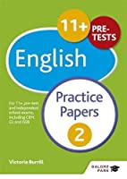 11+ English Practice Papers 2