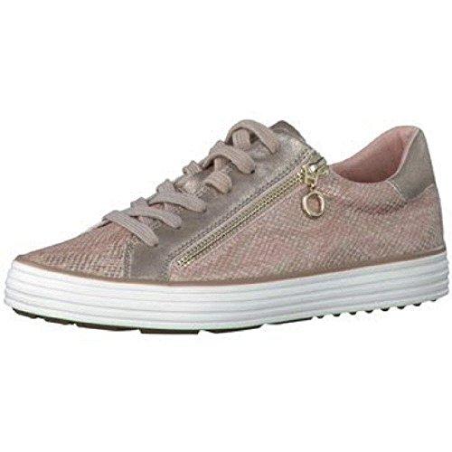 s.Oliver Damen Sneaker Da.-Schnürer 5-5-23615-38-519 rosa 203253